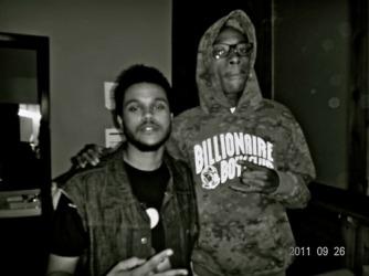 wiz khalifa and The Weeknd