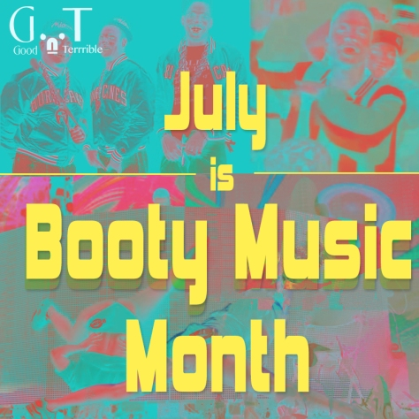 Booty Music Month